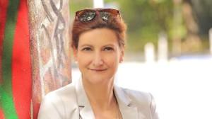 Dr. Charlotte Seither; Foto: Marko Bussmann